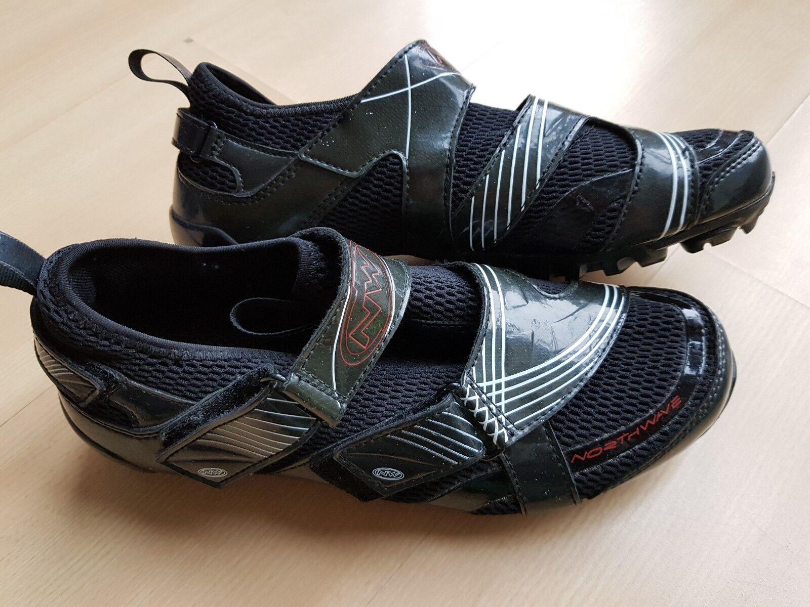 NORTHWAVE treadmill MTB scarpe uomo Dimensione  UE 42, innersole 26.5 cm