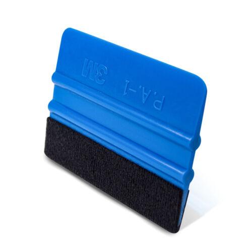 Folienrakel Filzrakel 1x 3M Rakel PA-1-B Farbe Blau Weich inkl Filzkante