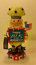 Happy July 4th Hershey's collectible figurine
