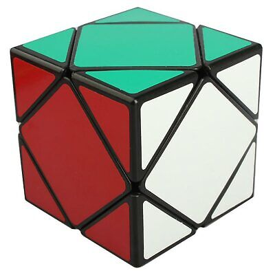 Amichevole Shengshou Skewb - Magic Cube Puzzle - Black