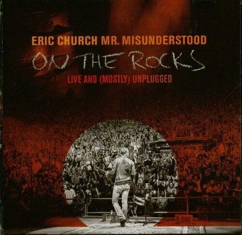 Eric Church - Mr Misunderstood On The Rocks (Walmart) [New CD]