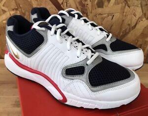 Nike-Air-Zoom-Talaria-16-White-Metallic-Gold-Obsidian-Sz-9-5-NIB-844695-174