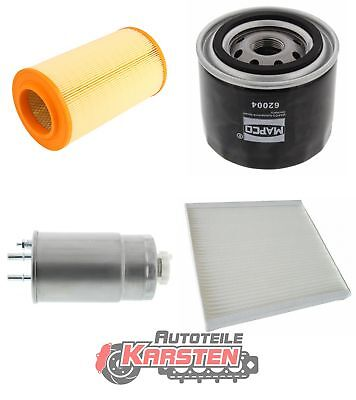 S 1x Luftfilter FilterSet : 1x Kraftstofffilter