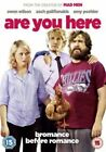 Are You Here 5055761904079 With Owen Wilson DVD Region 2