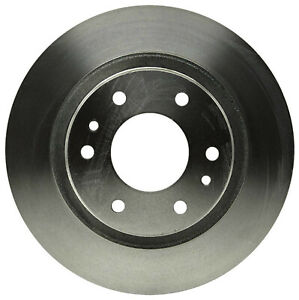 Disc-Brake-Rotor-Non-Coated-Front-ACDelco-Advantage-18A1119A