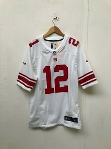 New-York-Giants-Nike-Men-039-s-NFL-Game-Jersey-M-Collins-12-New-with-Defects