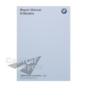 bmw book repair guide workshop manual k bike k100 k75 lt rt rs s rh ebay com bmw k75 shop manual bmw k75 workshop manual pdf