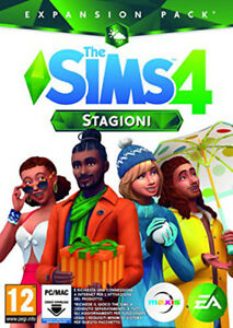Espansione-Digitale-Origin-PC-MAC-The-Sims-4-Stagioni-Italiano-Seasons-KEY