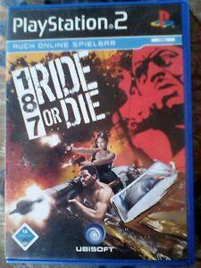 187 Ride Or Die (Sony PlayStation 2, 2005, DVD-Box) - PS2 Spiel - Deutschland - 187 Ride Or Die (Sony PlayStation 2, 2005, DVD-Box) - PS2 Spiel - Deutschland