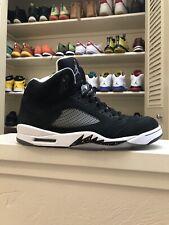 super popular 64010 e3729 item 6 MENS Nike Air Jordan Retro 5 Oreo (Black White Cool Grey) Size 13  9 10 Condition -MENS Nike Air Jordan Retro 5 Oreo (Black White Cool Grey)  Size 13 ...