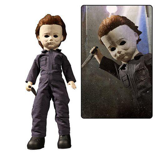 Michael Myers Living Dead Dolls - Horror - Halloween - New