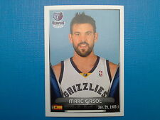 2014-15 Panini NBA Stickers Collection N.228 Marc Gasol Memphis Grizzlies