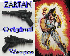 1984 Zartan PISTOL Vintage Original 80's GI Joe ARAH  handgun gun weapon part