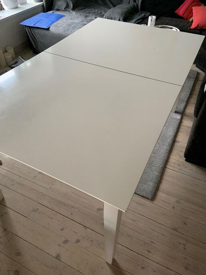 Spisebord, Lakeret træ, Ilva
