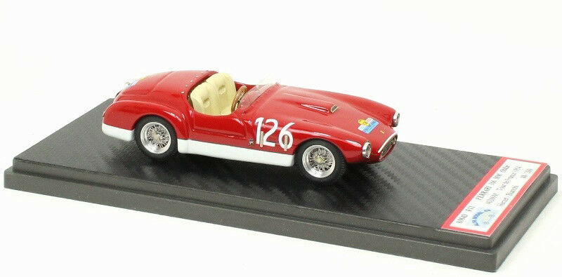 Ferrari 166 MM Spyder Oblin - Tour de France 1954