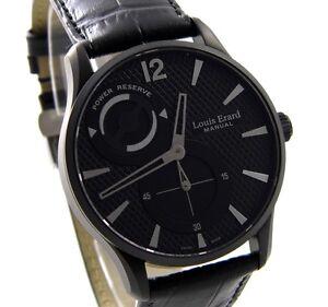 Louis-Erard-1931-Herren-Uhr-53209AN02-BDC-Handaufzug-Edelstahl-UVP-2600-gt-gt-NEU