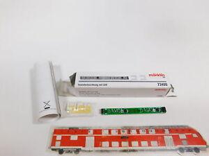 CG798-0-5-Maerklin-H0-73400-Innenbeleuchtung-mit-6-gelben-LED-geprueft-NEUW-OVP