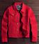 Men slim Denim jacket youth cowboy coat casual top lapel outwear fashion jeans