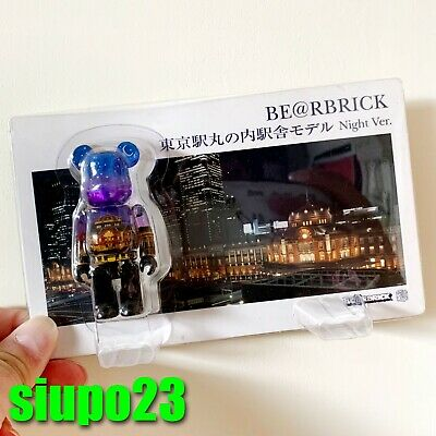 Medicom 100/% Bearbrick ~ Tokyo Station Be@rbrick Night Version