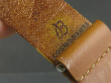 otan brown strap zulu - Breitling cadette premier 18mm 18 custom cosmonaute