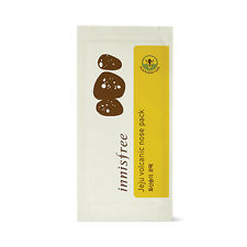 [innisfree] Jeju Volcanic Nose Pack (3 sheets)