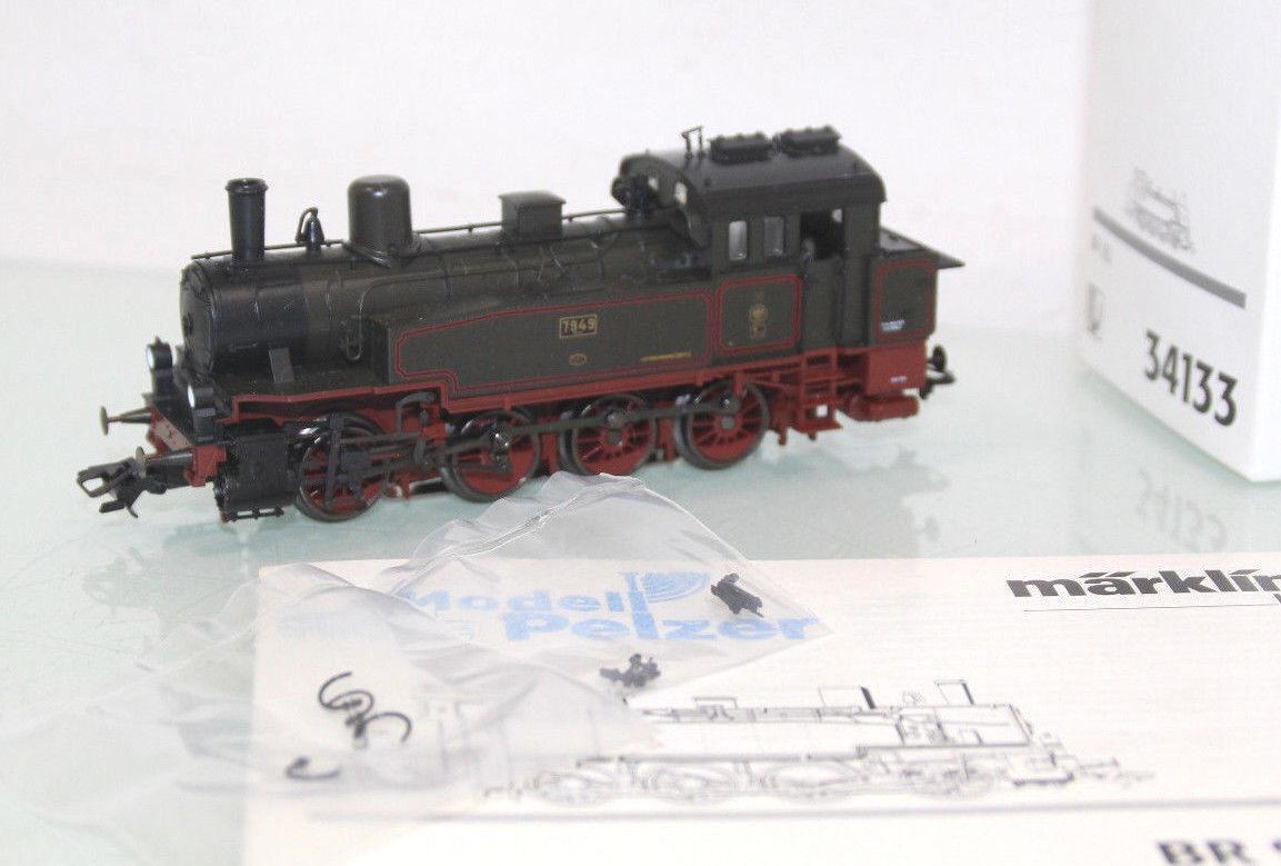 h0 da 28456 locomotiva BR 92/T 13 della K.P. e.v. in PPE  sl5250