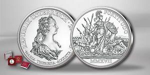 Pièce d'argent Autriche Marie Thérèse - Bravoure et Détermination