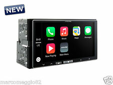 "Alpine iLX-700 - Monitor 7"" con schermo WVGA compatibile CAR PLAY APPLE"