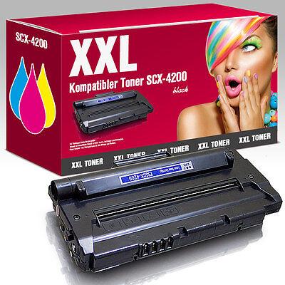 XXL Toner für Samsung SCX4200 SCX 4200 D4200A SCX-D4200