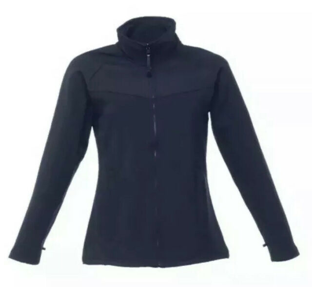 New Black//Pink Regatta Walking Women/'s Moscow Shell Jacket Various Sizes