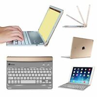 Bluetooth Keyboard For Apple Tablet With Auto Wake / Sleep Cover