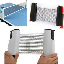 Umbra Pongo Portable Table Tennis Set Red Ping Pong Compact Travel ...