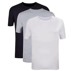 fa7b61ad4 Hugo Boss Multi Three-Pack Crew Neck T-Shirt BODYWEAR LOGO T SHIRTS ...