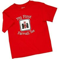 Ih Farmall  My First Farmall Tee Kids T-shirt