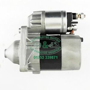 fiat grande punto 1 2 1 4 starter motor new s1726 ebay. Black Bedroom Furniture Sets. Home Design Ideas