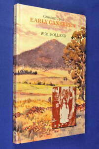 GROWING-UP-IN-EARLY-CANBERRA-WM-Rolland-BOOK-ACT-Australian-History