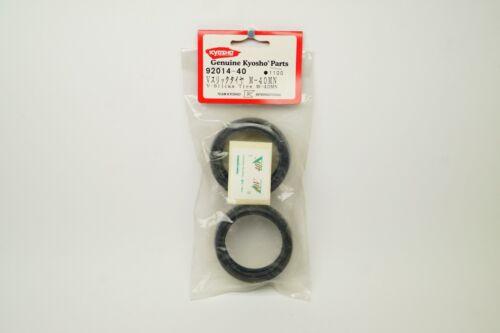 Kyosho V-Slick Tire M-40MN 24mm 1:10 Kyosho 92014-40