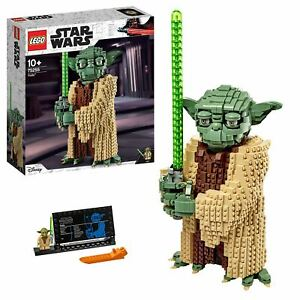 LEGO-Star-Wars-75255-Yoda-Figure-Attack-of-the-Clones