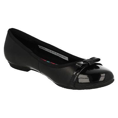 Clarks Zapatos Escolares Senior Niñas Slip On 'tizz Fizz'