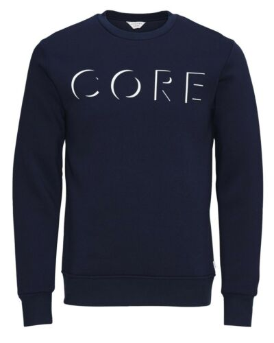 JACK /& JONES CORE Herren Pullover Sweatshirt jcoSHADOW SWEAT CREW NECK Sweater