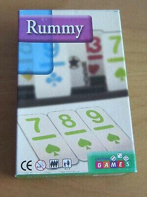 Rummy Reisespiel