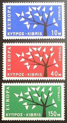 Zypern Postfrisch Mi Nr 215 Bis 217 Im In- Und Ausland FüR Exquisite Verarbeitung Gekonntes Stricken Und Elegantes Design BerüHmt Zu Sein