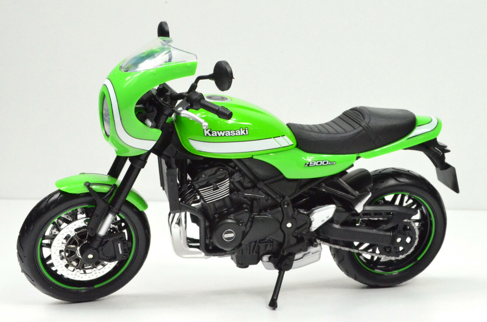 Z 900 RS Maisto Kawasaki Z900RS 1:12 Z 900RS Cafe grün green Z900 RS
