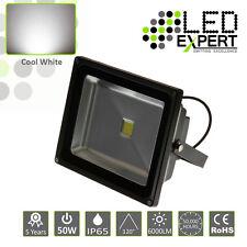 LED 50w LED Luz De Inundación Seguridad Expert 5 año garantía IP65 blanco frío CE RoHS