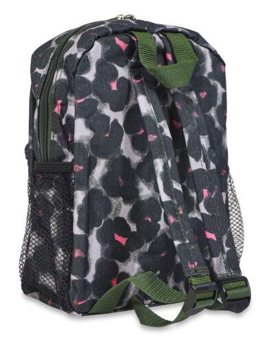 2 of 3 Jenzys Girls Cheetah Animal Print Mini Toddler Backpack Bag For  Preschool 51e32b063c4b8