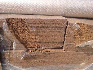 100qm kork d mmplatten industriehalle d mmung boden wand for Boden isolieren