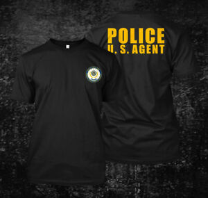 Details about CID US police Agent army Investigation department - Custom  Men's T-Shirt Tee