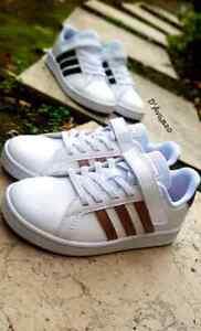 scarpe adidas strappo bambino
