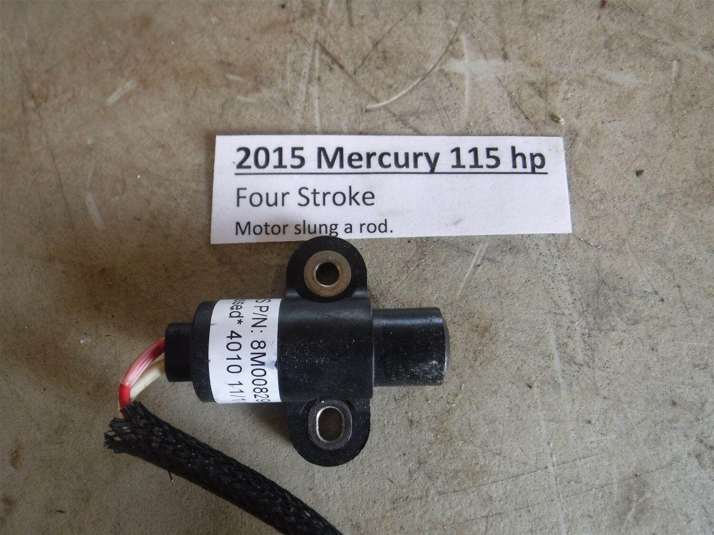 New Mercury Mercruiser Quicksilver Oem Part # 8M0082988 Sensor Assy