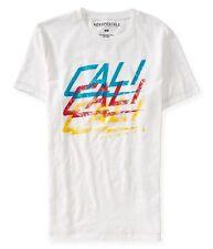 Aeropostale Men's Shirt Graphic Tee California Aero Small